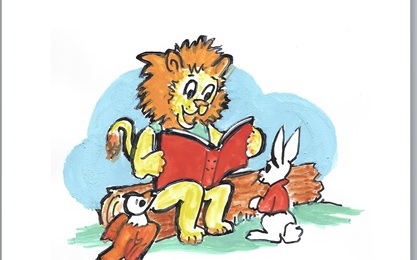 Free Tutorial E-Book, How Lionel Lion Learned To Read